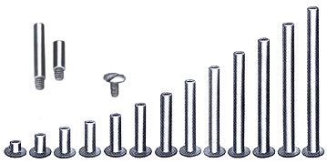 Aluminum Screw Posts  ()