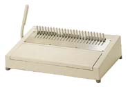 B24  Comb Binder (Plastic Comb Binding Machines)