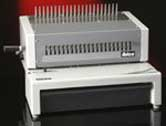 Plastic Comb Binding Machines - Ibico EPK21 Heavy Duty Punch and Bind