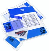 Laminate Pouches   (Laminating Supplies)
