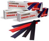 P2 Binding Strips   for use in the Powis Parker® Fastback (Binding Supplies)