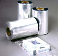 PVC Shrink Film Rolls  (Packaging )
